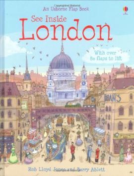 See Inside London - фото книги
