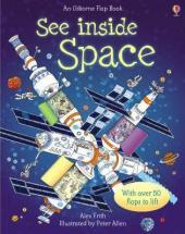 See Inside Space - фото обкладинки книги