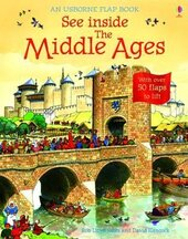 See Inside The Middle Ages - фото обкладинки книги