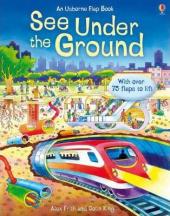 See Inside Under the Ground - фото обкладинки книги
