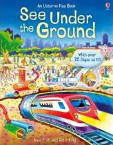 Книга See Inside Under the Ground