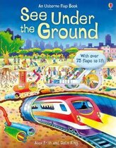 Книга See Inside Under the Ground