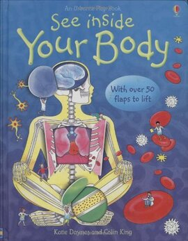 See Inside. Your Body - фото книги