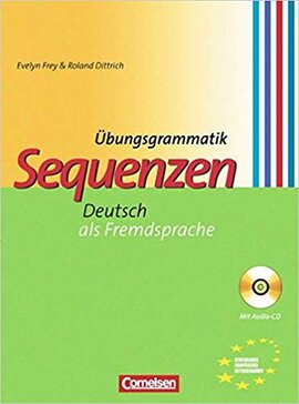 Sequenzen Grammatik mit Losungsschlussel und Hortext-CD - фото книги