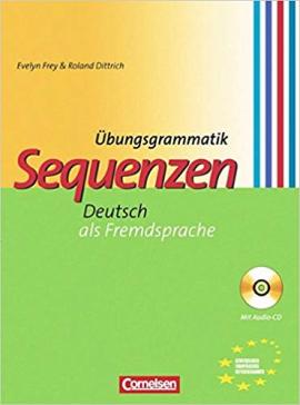Підручник Sequenzen Grammatik mit Losungsschlussel und Hortext-CD