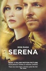 Serena - фото обкладинки книги