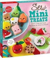 Sew Mini Treats - фото обкладинки книги