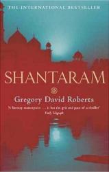Shantaram - фото обкладинки книги