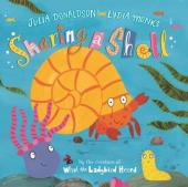 Sharing a Shell Big Book - фото обкладинки книги