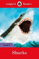 Sharks - Ladybird Readers Level 3 - фото обкладинки книги