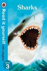 Sharks - Read it yourself with Ladybird: Level 3 (non-fiction) - фото обкладинки книги