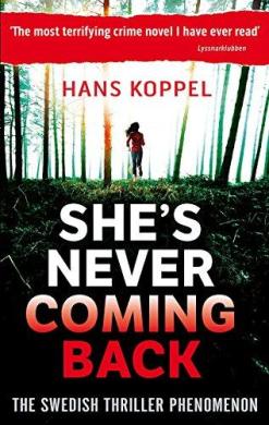 Книга She's Never Coming Back