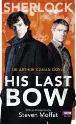 Sherlock: His Last Bow - фото обкладинки книги