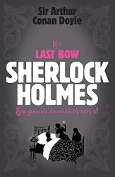 Sherlock Holmes: His Last Bow - фото обкладинки книги