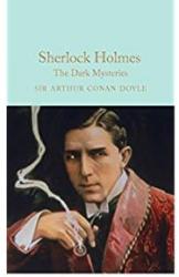 Sherlock Holmes: The Dark Mysteries - фото обкладинки книги