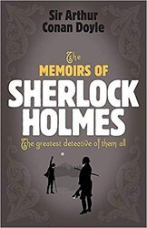 Sherlock Holmes: The Memoirs of Sherlock Holmes (Sherlock Complete Set 4) - фото обкладинки книги