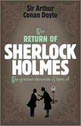 Sherlock Holmes: The Return of Sherlock Holmes (Sherlock Complete Set 6) - фото обкладинки книги