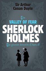 Sherlock Holmes: Valley of Fear - фото обкладинки книги