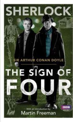 Sherlock: Sign of Four - фото книги