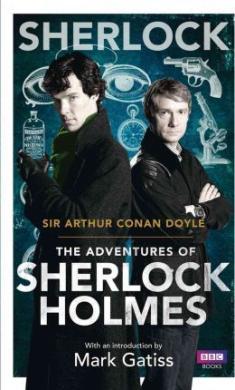 Sherlock: The Adventures of Sherlock Holmes - фото книги