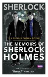 Sherlock: The Memoirs of Sherlock Holmes - фото обкладинки книги