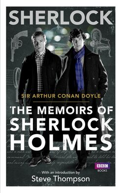Sherlock: The Memoirs of Sherlock Holmes - фото книги