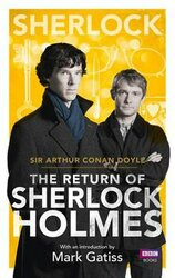 Sherlock: The Return of Sherlock Holmes - фото обкладинки книги