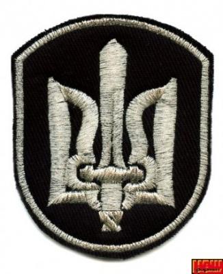 Шеврон Бойовий тризуб В8/005