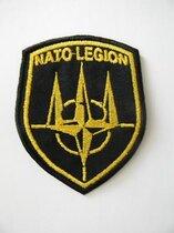 """Шеврон """"NATO LEGION"""""""