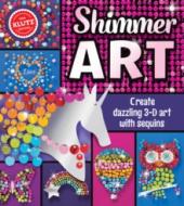 Shimmer Art - фото обкладинки книги
