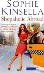 SHOPAHOLIC ABROAD - фото обкладинки книги