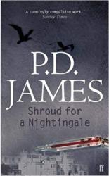 Shroud for a Nightingale - фото обкладинки книги