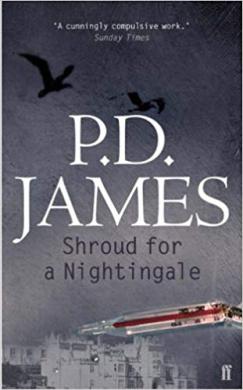 Shroud for a Nightingale - фото книги