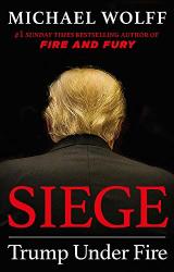 Siege: Trump Under Fire - фото обкладинки книги