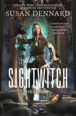 Книга Sightwitch