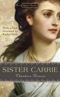 Книга Sister Carrie