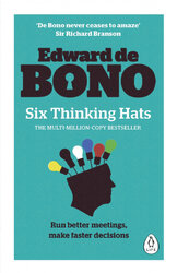 Six Thinking Hats - фото обкладинки книги
