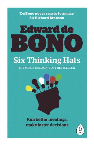 Книга Six Thinking Hats