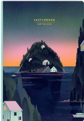 Скетчбук Water - фото обкладинки книги