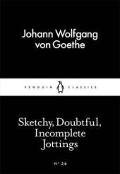 Sketchy, Doubtful, Incomplete Jottings - фото обкладинки книги