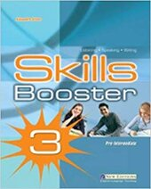 Skills Booster 3 Pre Intermed Teen Stud