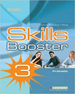 Підручник Skills Booster 3 Pre Intermed Teen Stud