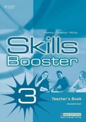 Skills Booster 3: Teacher's Book - фото обкладинки книги