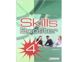 Підручник Skills Booster 4 Intermed Teen Stud Bk