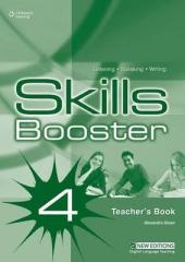 Skills Booster 4 Intermediate Teen Teach - фото обкладинки книги