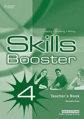 Книга для вчителя Skills Booster 4 Intermediate Teen Teach