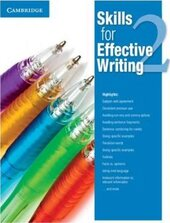Skills for Effective Writing 2. Student's Book - фото обкладинки книги