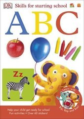 Skills for Starting School: ABC - фото обкладинки книги