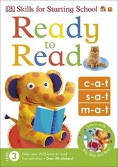 Skills for Starting School: Ready to Read - фото обкладинки книги