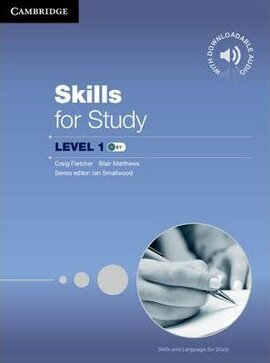 Skills for Study 1. Student's Book with Downloadable Audio - фото книги